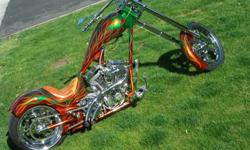 2011 Custom Built Motorcycles Chopper