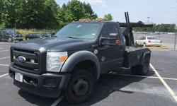 2011 Ford F450 Self Loader
