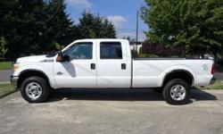 2011 Ford Super Duty F-350 SRW XLT