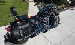 2011 Harley Davidson Motorcycle. Custom. Low Mileage. OBO