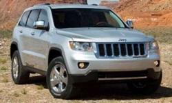 2011 Jeep Grand Cherokee Overland Sport Utility 4D
