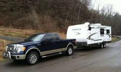 2011 Keystone Outback 250RS 250 RS King Bed 2 slideouts