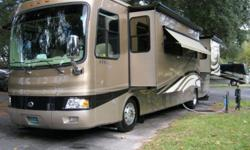 2011 Monaco Knight 40' Diesel Pusher