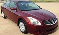 2011 Nissan Altima (71K Miles) Financing Available