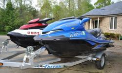 2011 Sea Doo GTX 155 AND Ultra 250X