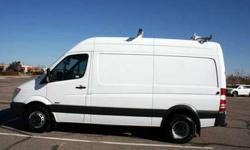 2011 Sprinter 3500 High top Cargo Van
