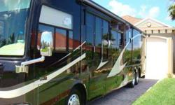 2011 Tuscany 42RQ w/4 Slide-Outs + Bath & Half (in FL)