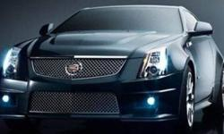 2012 Cadillac CTS-V Coupe CTS-V Coupe 2D