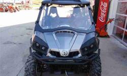 2012 Can-Am Commander 1000xt