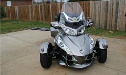 ±2012 Can-Am RT-S WITH BRAND NEW NEVER USED ULTIMATE TRAILER