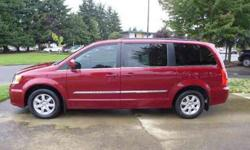 2012 Chrysler Town&Cntry Touring