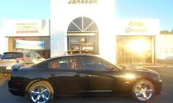 2012 Dodge Charger R/T 4dr Sedan