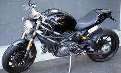 2012 Ducati Monster 1100 EVO w ABS
