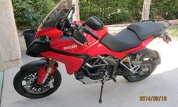 2012 Ducati Multistrada 1200 with ABS