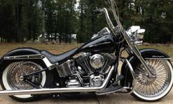2012 Harley Davidson Softail Deluxe Beautiful