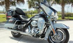 2012 Harley Davidson Ultra Classic Limited