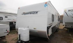 2012 Holiday Rambler Traveler 32RLS