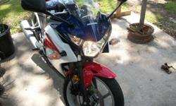 2012 Honda CBR250R ABS Like new