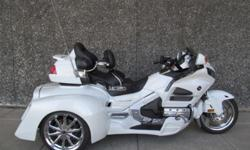 2012 Honda Gold Wing 2012