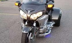 2012 Honda Gold Wing Audio Comfort