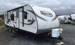 2012 Keystone Bullet 281BHS Travel Trailer
