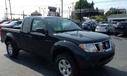 2012 Nissan Frontier 2WD King Cab I4 Manual SV