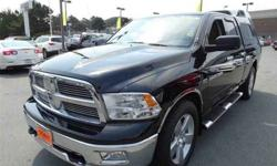 2012 Ram 1500 Big Horn Pickup 4D 6 1/3 ft