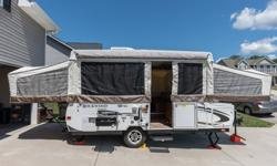 2012 Rockwood Premier 2516-G Pop Up Camper