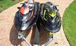 2012 RXP-X 260 & 2010 RXT-X 260 Sea-Doo 260HP