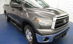 2012 Toyota Tundra 4WD Double Cab 5.7L V8 6-Spd AT (Natl)