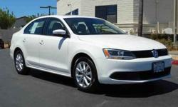 2012 Volkswagen Jetta Sedan 2.5L SE Sedan 4D