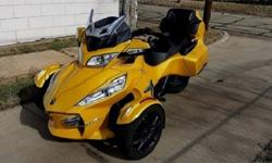 "*** """"""2013 Can Am Spyder RT S SM5 """"""""***"
