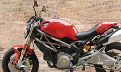 2013 Ducati Monster 696 ABS Anniversary Edition