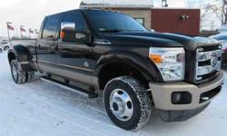 2013 Ford Super Duty F-350 DRW King Ranch