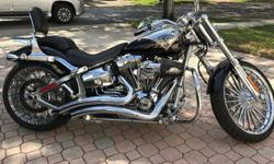 2013 Harley-Davidson Softail CVO Full Loaded