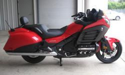 2013 Honda F6B Deluxe Bagger SALE at Honda of Chattanooga TN