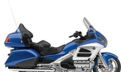 2013 Honda Gold Wing Airbag