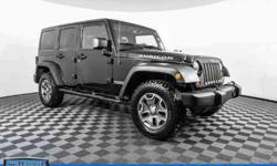 2013 Jeep Wrangler Unlimited Unlimited Rubicon 4x4