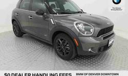2013 MINI Countryman S ALL4 AWD 4dr