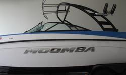 2013 - Moomba Boats - Mobius LSV END OF SEASON SALE