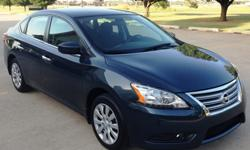 2013 Nissan Sentra SV Only 25K Miles Loaded