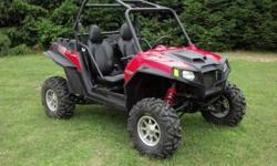 2013 Polaris RZR 900 XP