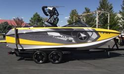 2013 Super Air Nautique G23 With XS 550 hp and NSS (Nautique