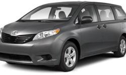 2013 Toyota Sienna LE