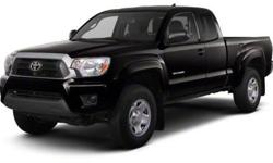 2013 Toyota Tacoma 4WD Access Cab V6 AT