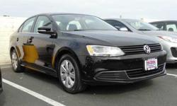 2013 Volkswagen Jetta Sedan 2.5L SE Sedan 4D
