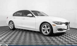 2014 BMW 3 Series XDrive AWD