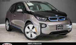 2014 BMW i3-Series RANGE