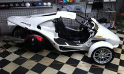 2014 Campagna T-Rex 16S White Loaded Alpine,FM