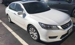 2014 Honda Accord EXL